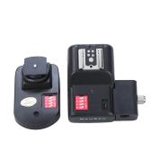 16 Kanäle Radio Wireless Remote Flash Trigger Speedlite mit Regenschirm Hole / universal für Canon Nikon Pentax Olympus PT-16NE