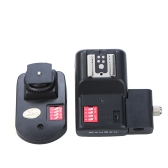 Andoer 16 Channels Radio Wireless Remote Speedlite Flash Trigger with Umbrella Hole/Holder