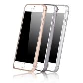 dodocool Ultrathin Lightweight Metal alumínio pára-choques Frame Shell Case protetor capa para o iPhone 6 4,7