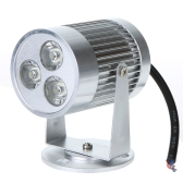 3 * 1W Warm weißes LED-Licht Counter Spotlight Wand Lampe Birne