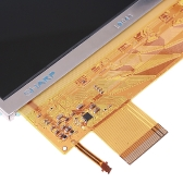 Na ekranie LCD PSP1000