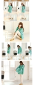 Womens Cardigan Cape Long Knit Coat Sweater
