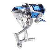 Lixada  Bobina di pesca / mulinello da pesca - 8 BB cuscinetto a sfere Sinistra / Destra intercambiabile manico pieghevole Fishing Spinning Mulinelli da Spinning 5.1:1 ST2000