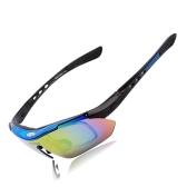 UV400 Polarisierte Sonnenbrille für Fahrradfahren