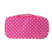 Multifuction caso ropa interior almacenamiento caso bolsa cosmética maquillaje colección materno infantil paquete
