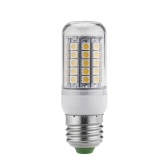 Mais LED luce lampadina E27 9W 5050 SMD illuminazione 59 LED risparmio a 360 gradi caldo bianco 220-240V