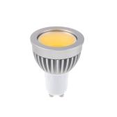 Светодиодные GU10 COB 3W прожектор лампа лампа экономии энергии теплый белый 85-265V усиливают фитиль