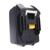 18V 3.0Ah Li-ion Rechargeable Power Tool Battery for Replacement of Makita 194205-3 BL1830 BL1835 LXT400