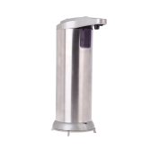 Soap Dispenser Automatic IR Sensor Stainless Steel Liquid Hand Free Sanitizer 280ML