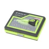 NO.8923 durevole 34 in 1 Multi-Purpose cacciavite di precisione impostato cellulare Notebook PC riparazione TV mano Tool Kit