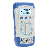 A830L ポケット サイズ DMM デジタル マルチメータ電流計電圧計オーム hFE テスター w/液晶バックライト