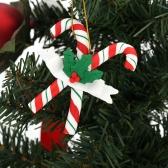 7 * 6 см красивая безделушка елку висит украшение блестками декор