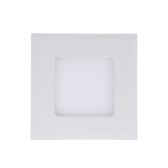 3W Square LED Recessed Ceiling Panel Light Down Lamp Ultra Thin Bright for Living Room Bathroom Bedroom Kitchen AC85-265V