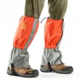 Открытый водонепроницаемый ветрозащитный гетры ноги защиты гвардии лыжи Пешие прогулки восхождение Moutaineering
