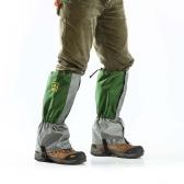 Esterno impermeabile antivento ghette gamba protezione guardia sci escursionismo arrampicata alpinismo