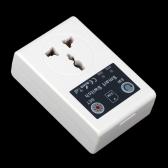 220 V teléfono SMS RC control remoto inalámbrico de Control Smart Switch GSM toma energía Enchufe Interruptor para hogar electrodomésticos