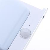Домашней безопасности солнечная чувствительный датчик движения 16 светодиодов наружное освещение.