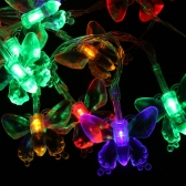 文字列の LED ライト
