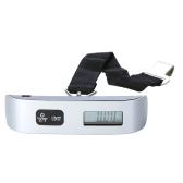 Pantalla LCD electrónico equipaje escala