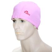 PU Coating Breathable Swimming Cap