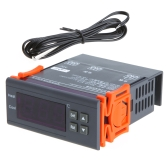 10A 220V Digital Temperature Controller Thermocouple -40℃ to 120℃ with Alarm Function