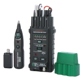 Multifunctional Handheld Network Cable Tester Wire Telephone Line Detector Tracker BNC RJ45 RJ11