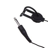 """Cherub WCP-60V Clip-on Pickup Pick-up für Violine mit 1/4"""" Jack 2,5 M Kabel kompakte Professional"""
