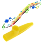Kazoo Plastic Red/Yellow Children Kid Musical Toy Gift for Kids Music Lovers