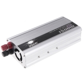 1500W WATT DC 12V à 110V AC Portable Power Inverter voiture Chargeur Convertisseur Transformateur