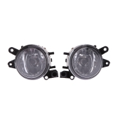L&R Front Bumper Driving Fog Grill Lights Lamp for Audi A4 B6 02-05 03 04 Sedan