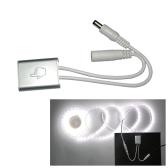 12-24V LED táctil atenuador para tira de luz LED gabinete escaleras armarios muebles luces