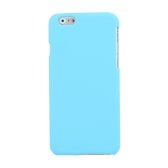 Custodia protettiva PC Hard coperchio posteriore per Apple iPhone 6 blu