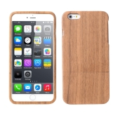 Lightweight Wooden Fashion Environmental Protective Case Back Cover for iPhone 6 Plus