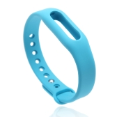 Xiaomi Adjustable Unisex TPSiV Replacement Wrist Band with Clasp for Miband Bracelet