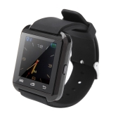U8 Plus Bluetooth Smart Watch orologio da polso per iPhone 4/4S/5/5S con IOS 7.1 o sopra Samsung S4/Note 2/Nota 3 HTC Android Phone smartphone anti-lost allarme funzione Touch Screen