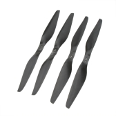 2 Pairs 1555 15*5.5 High-end 3 Hole Carbon Fiber Prop Propellers CW/CCW for DJI S800 S900 960 FPV Multirotor