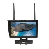 "Oryginalny Boscam Galaxy D2 7 ""TFT FPV 5.8GHz Ekran LCD monitor Podwójny Odbiornik RC Quadcopter FPV"