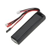 Wysokiej jakości przetwornik baterii LiPo 11.1V 2200mAh do Futaba JR Walkera Devo7 / 10 WFLY Transmitter