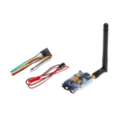 5.8 G 200MW AV Video trasmettitore Audio Video Sender FPV 2.0Km gamma TS351