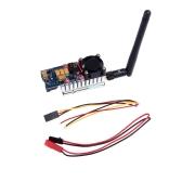 GoolRC 5.8 G 1000MW 1W TS581000 dei AV Audio 8 canali senza fili trasmettitore mittente per FPV