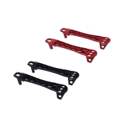 4Pcs Qudcopter Multicopter F450 F550 Frame Arm Red+Black For DJI F450 F550 Frame Arm flamewheel Part (Qudcopter Frame Arm,Multicopter Frame Arm,450 550 Arm)