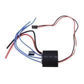 GoolRC AutoQuad ESC32 30A ESC 72MHz ARM 32bit elektroniczny regulator prędkości 7.4-18.5V 2S-5S dla DJI F450 F550 multicoptera Qudcopter ESC część (AutoQuad ESC32 DJI F450, F550, 30A ESC ESC)