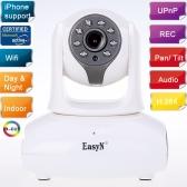 "Wireless IP Camera Internet Security Surveillance IR Night Vision 1/4"" CMOS Wifi 802.11b/g/n"
