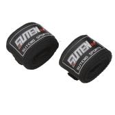 2pcs / roll Larghezza 5 centimetri Lunghezza 2.5M 100% cotone Sport Strap Boxing Muay Thai Sanda MMA Taekwondo fasciatura della mano Wraps