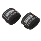 Lixada 2pcs / Rolle Breite 5 cm Länge 2.5M Verband Bandagen 100% Baumwollsport Strap Boxen Sanda Muay Thai MMA Taekwondo