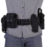 Lixada Tactical Trainer Belt/Cintura Tactical per polizia Guardia di sicurezza attrezzature,Outdoor Training