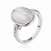 R626 Gros haute qualité Nickle libre antiallergique nouveaux bijoux 18K or PlatedRing