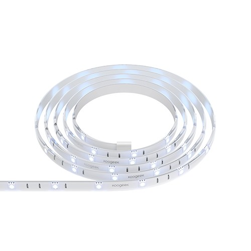 Koogeek 6.6ft 60 LED Wi-Fi Smart Light Strip
