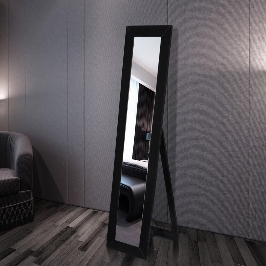 Permanente gratis espejo de cuerpo entero negro rojo negro for Comprar espejo cuerpo entero