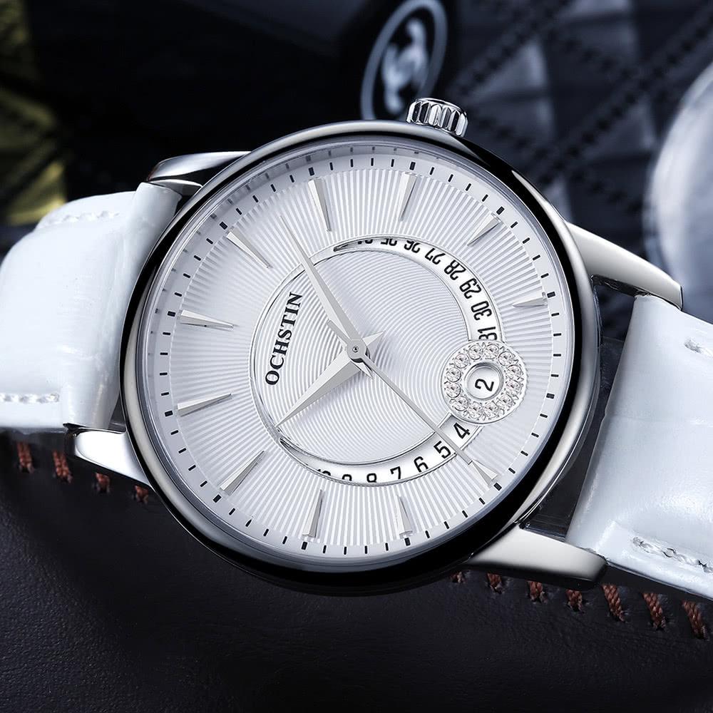 Migliore ochstin orologi di lusso delle donne casuali di for Offerte orologi di lusso